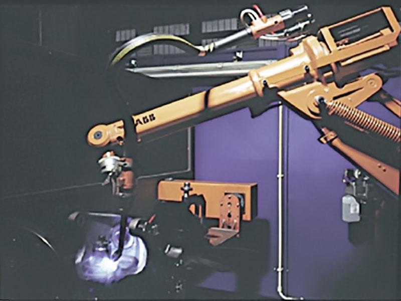 Robot Welding ABB